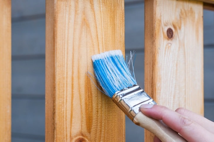 Following the recommended average drying time is important to ensure the paint bonds well with the surface