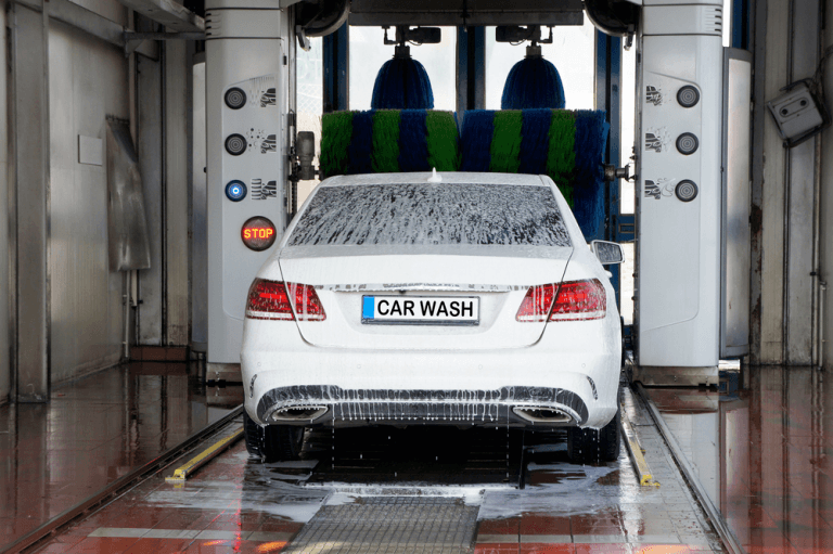 Car Jet Wash Near Me: Best Car Wash Near You!